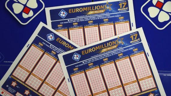 Trúng số 2 lần 1 triệu EUR