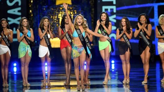 Cuộc thi Hoa hậu Mỹ bỏ phần thi áo tắm