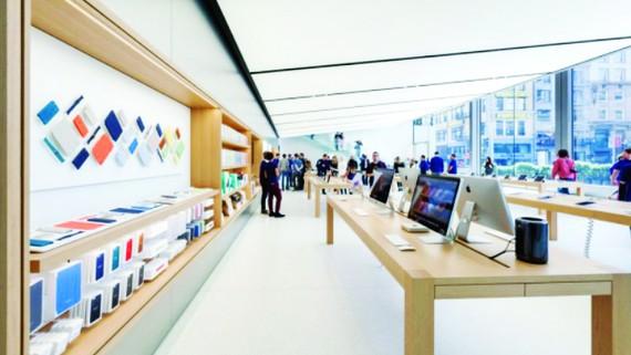 Lợi nhuận tập đoàn Apple vượt kỳ vọng