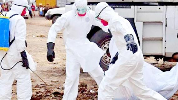 Dịch Ebola lại bùng phát