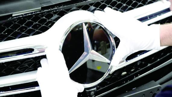 Nhu cầu ô tô nhập khẩu tại Trung Quốc giảm mạnh ảnh hưởng đến kinh tế Đức