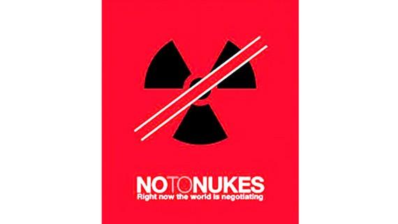 Biểu tượng chống gia tăng vũ khí hạt nhân của Hội Chữ thập đỏ và Trăng lưỡi liềm đỏ quốc tế