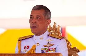 Nhà vua Thái Lan Maha Vajirusongkorn