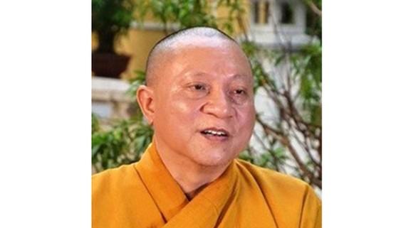 Hòa thượng Thích Gia Quang