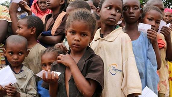 UNICEF kêu gọi hỗ trợ trẻ em tị nạn ở châu Phi