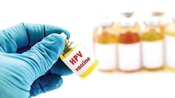 Ðẩy mạnh tiêm vaccine HPV
