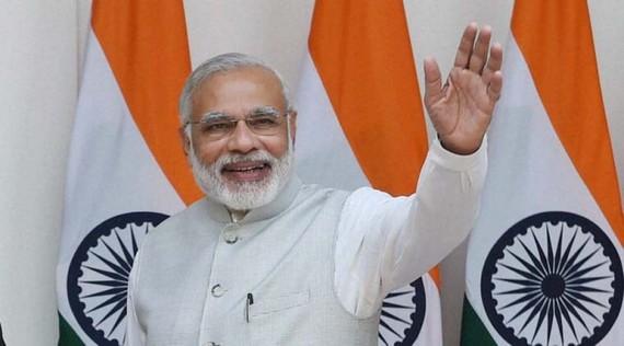 Thủ tướng Ấn Độ Narendra Modi
