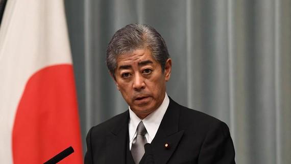 Bộ trưởng Quốc phòng Nhật Bản Takeshi Iwaya. Ảnh: csis.org