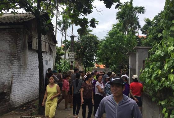 Người dân thôn Bồng Lai bàng hoàng về vụ truy sát