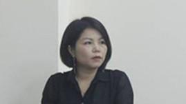 Bị can Nguyễn Thị Vững