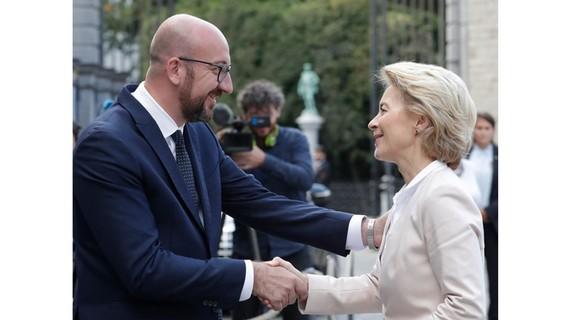 Các nhà lãnh đạo của EC như bà Ursula von der Leyen và ông Charles Michel  đang đối mặt với nhiều thách thức từ sự kỳ vọng của người dân