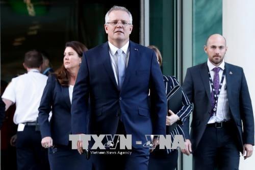 Thủ tướng Australia Scott Morrison. Ảnh: AFP/TTXVN