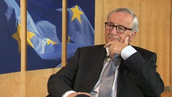 Chủ tịch Ủy ban châu Âu (EC), ông Jean-Claude Juncker. Ảnh: Sky
