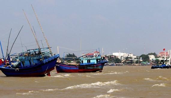 Thiệt hại tiền tỷ khi tàu bị mắc cạn