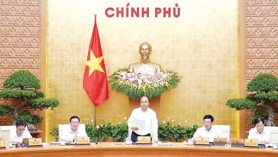 Ngày 2-10, dưới sự chủ trì của Thủ tướng Nguyễn Xuân Phúc, Chính phủ họp phiên thường kỳ tháng 9