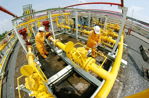 Các công trình khí được PV GAS sử dụng an toàn – hiệu quả
