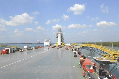 Các cảng lớn ở Thái Bình Dương liên kết phát triển