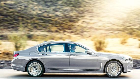 Thaco sẽ ra mắt BMW Series 7 bản nâng cấp vào cuối tháng 11-2019