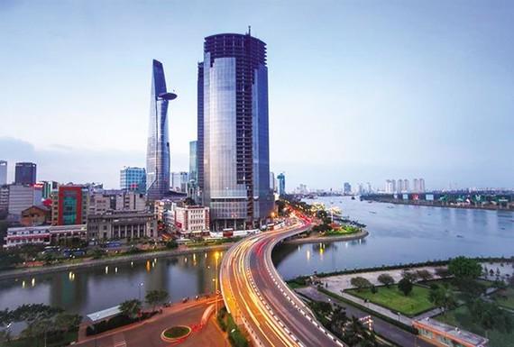 Việt Nam tiếp tục tăng trưởng, đạt tỷ lệ là 7,3% trong cùng giai đoạn từ tháng 7 tới tháng 9
