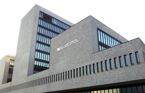 Trụ sở Europol tại La Haye, Hà Lan. Ảnh: Europol