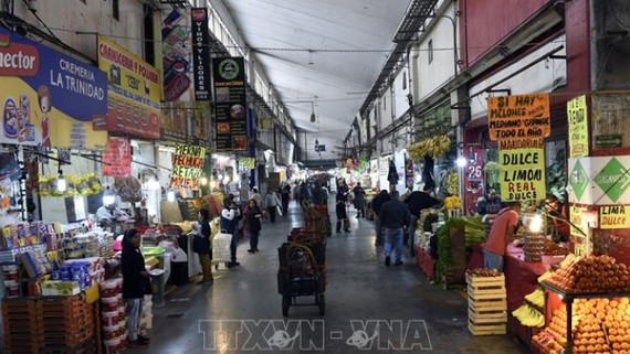 Kinh tế Mexico rơi vào suy thoái