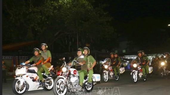 Công an tỉnh Đồng Nai ra quân trấn áp tội phạm