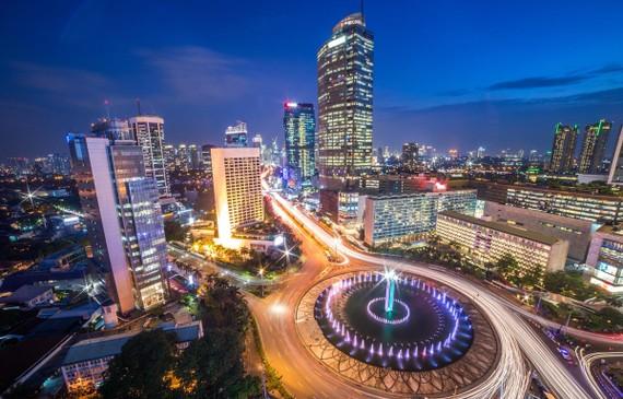 Một góc thủ đô Jakarta. Ảnh: Indonesia Expat
