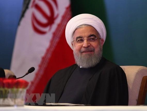Tổng thống Hassan Rouhani. Ảnh: AFP/TTXVN