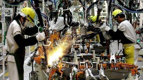 Nhà máy ô tô của doanh nghiệp nước ngoài tại Thái Lan. Ảnh: AFP