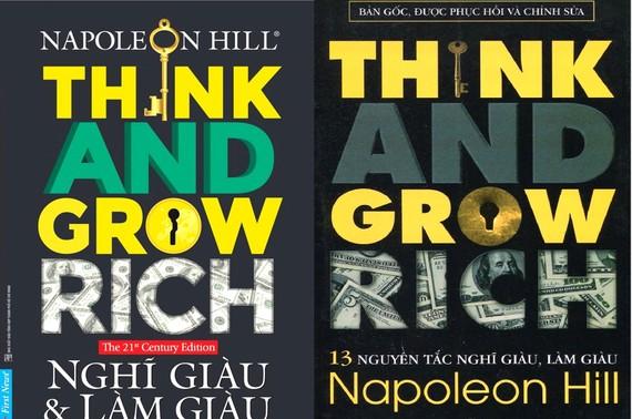 Cùng một cái tên nhưng khi về Việt Nam, cuốn sách  Think and Grow Rich lại có 2 số phận