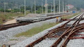 Tuyến đường sắt Yên Viên- Cái Lân dừng triển khai 9 năm nay