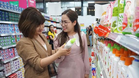 Hàng nhãn riêng hỗ trợ tăng sức đề kháng của Saigon Co.op được người tiêu dùng quan tâm