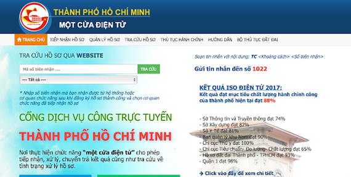 TPHCM: Giải quyết hồ sơ cấp bách ngay tại nhà dân