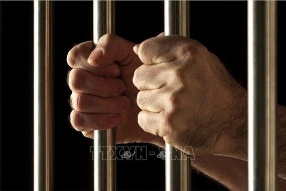 Tù nhân bị giam giữ tại một nhà tù ở Iran. Ảnh: IRNA/TTXVN
