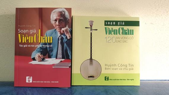 Ra mắt bộ sách về soạn giả Viễn Châu