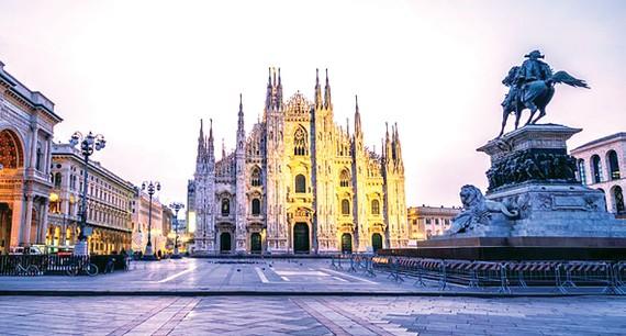 Tối chủ nhật 12-4, buổi hòa nhạc của danh ca Andrea Bocelli tại Nhà thờ chính tòa Duomo, miền Bắc Italy  sẽ được phát sóng trực tiếp trên toàn cầu