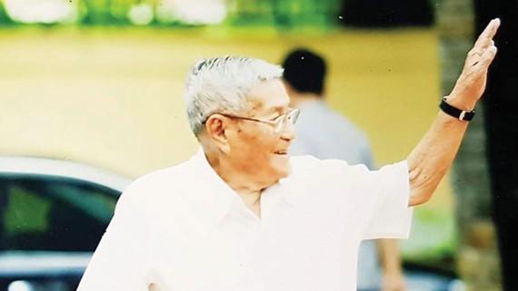 Đồng chí Phạm Thành Hòa