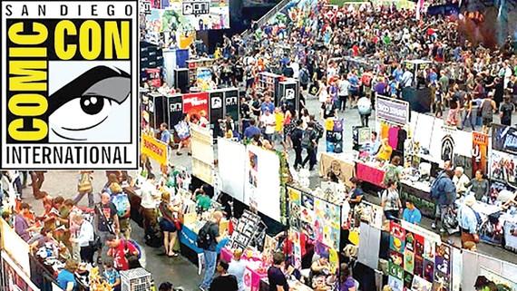 Hội chợ Comic-Con dời ngày khai mạc