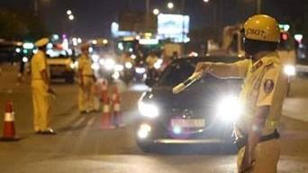 Tăng cường tuần tra kiểm soát, xử lý vi phạm trật tự an toàn giao thông