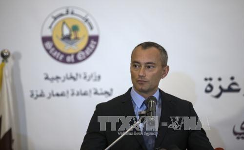 Đặc phái viên của Liên hợp quốc về Trung Đông Nickolay Mladenov. Ảnh: AFP/TTXVN