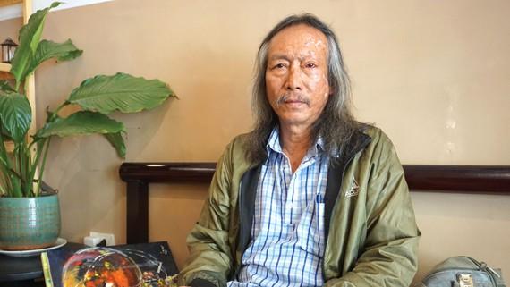 Tác giả Bùi Quang Lâm: Muốn viết tiếp về chiến trường K và đồng đội