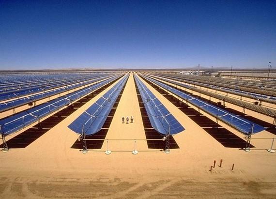 Các nhà máy sẽ được xây dựng trải rộng trên 10 địa phương với tổng diện tích khoảng 6.400ha. Ảnh minh họa algerie-eco.com