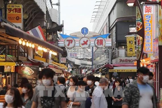Đường phố tại Tokyo, Nhật Bản ngày 30-5-2020. Ảnh minh họa: THX/TTXVN