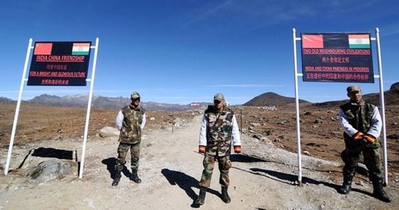 Khu vực biên giới Ấn Độ-Trung Quốc. Ảnh: AFP