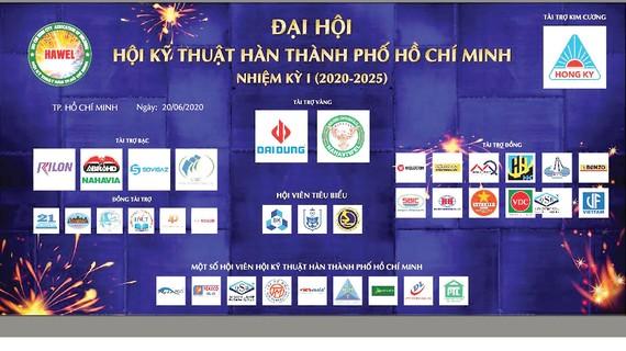 Ðại hội Hội Kỹ thuật hàn TPHCM nhiệm kỳ 2020 - 2025