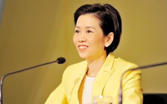Phó phát ngôn viên Chính phủ Thái Lan Rachada Dhnadirek. Ảnh: The Nation