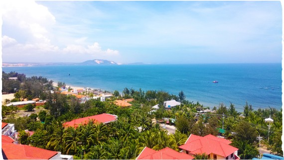 Khu du lịch quốc gia Mũi Né, Bình Thuận