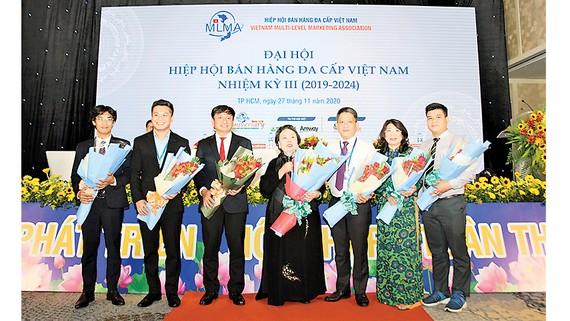 Hiệp hội Bán hàng đa cấp Việt Nam tổ chức đại hội nhiệm kỳ 3