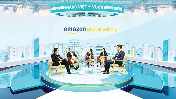 Amazon Global Selling tổ chức hội thảo phát triển sản phẩm Made in Vietnam