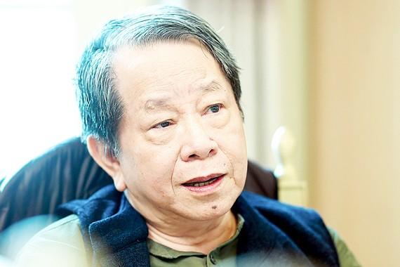 Vĩnh biệt nhà nghiên cứu, doanh nhân Nguyễn Trần Bạt